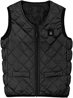Women Smart USB Heated Jacket - USB Thermal Electric Heated Jacket Heating Vest Winter Warmer Outdoor Camping