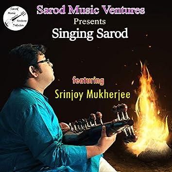 Singing Sarod