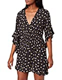BILLABONG Love Light Vestido, Negro (Black 19), Small (Tamaño del Fabricante:S) para Mujer