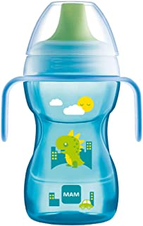 Copo Fun to Drink 270 ml, MAM, Azul