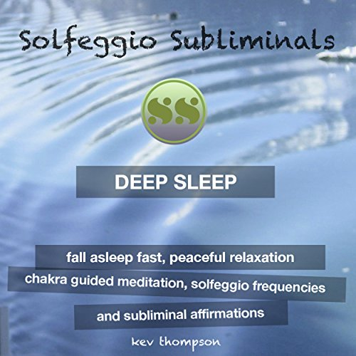 Deep Sleep, Fall Asleep Fast, Peaceful Relaxation audiobook cover art