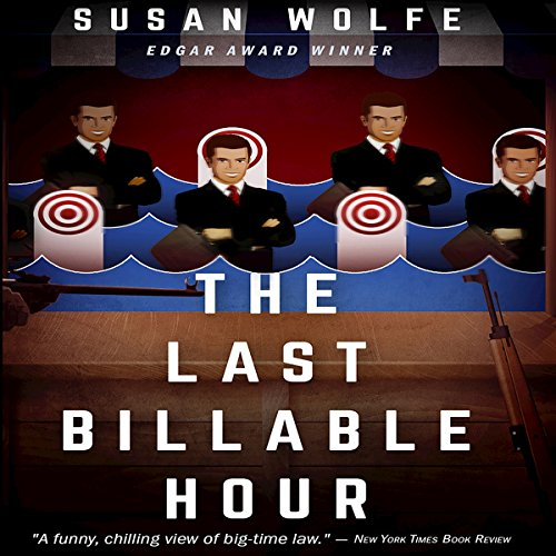 The Last Billable Hour audiobook cover art