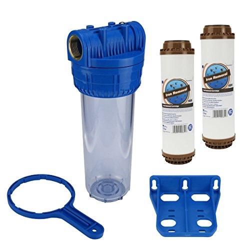 Trinkwasserladen Wasser Filtergehäuse 10