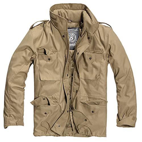 Brandit M65 Standard Jacke Camel M