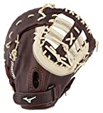 Mizuno GXF90B3-RG Franchise Series Baseball First Base Mitts, 12.5', glove fits into the Left Hand
