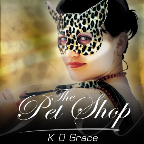 The Pet Shop audiobook cover art
