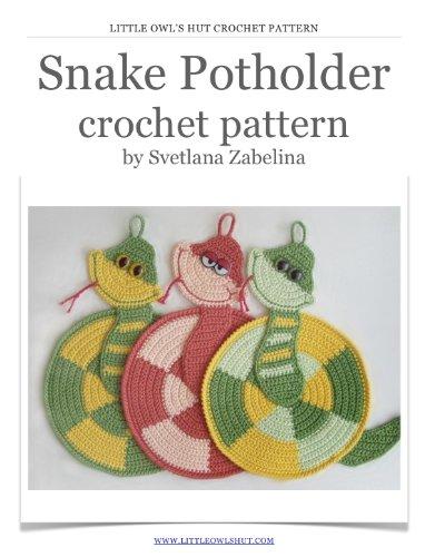 Snake Amigurumi Crochet Tutorial - YouTube   500x382