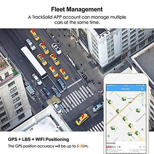 Hemisgin Localizador GPS Rastreador De Rastreo Satelital Alarma Antirrobos OBD para Automóvil con Posicionamiento GPS Enchufe De Rastreo En Tiempo Real Instalación Gratuita Competent