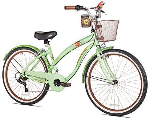 Review Of Margaritaville Coast Is Clear Women's Beach Cruiser Bike, 26-Inch