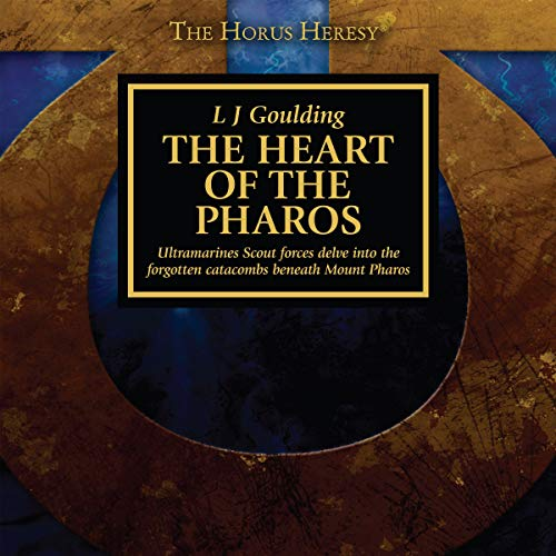 The Heart of the Pharos cover art