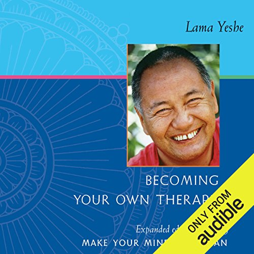 Becoming Your Own Therapist and Make Your Mind an Ocean audiobook cover art