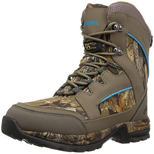 Northside Women's Woodbury 800 Hunting Shoes, 9 M US, Stone/Aqua