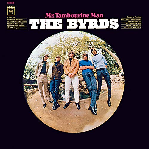 Byrds the: Mr. Tambourine Man (Red Vinyl) [Vinyl LP] (Vinyl)
