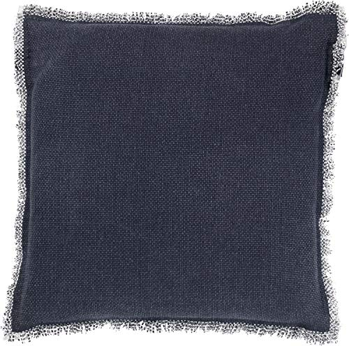 Dutch Decor Kissen Burto 45x45 cm Insignia Blue - Zierkissen - Dekokissen - Heimtextilien - Dekoration