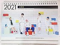 イ・ジュンギ 2021年フォトデスクカレンダー 韓国ドラマ 悪の花<PennyKorea>Lee Joon Gi 2021 Photo Desk Calendar Korean Drama Flower of Evil Hotel Del K-pop