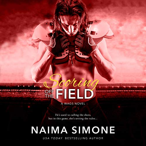 Scoring off the Field audiobook cover art