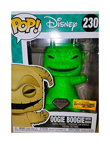 Funko POP! Disney Diamond Collection #230 - Oogie Boogie Exclusive [Sold Out]