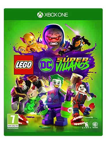 Xbox One Juegos Lego Marca Warner Bros
