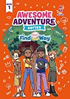 Awesome Adventure Level 4 Find Your Way Book 1 MP3 Audio Download (QRコード付き)