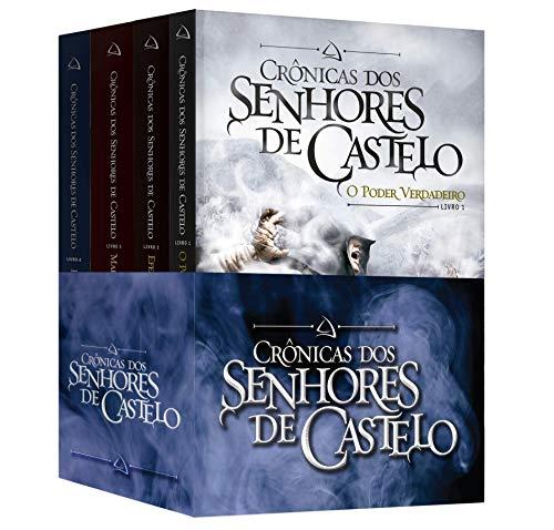 Kit Crônicas dos Senhores de Castelo