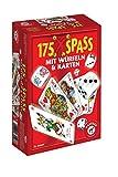 Piatnik 175 x Spaß mit Würfel + Karten -