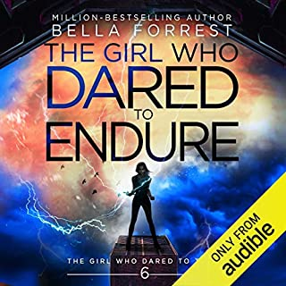 The Girl Who Dared to Think 6: The Girl Who Dared to Endure                   By:                                                                                                                                 Bella Forrest                               Narrated by:                                                                                                                                 Kirsten Leigh                      Length: 13 hrs and 24 mins     20 ratings     Overall 4.8