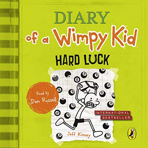 Hard Luck audiobook cover art