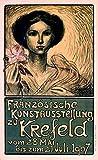 Theophile Steinlen – Franzosische Kunstausstellung zu