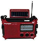 Best Wx Radios - Kaito KA500RED 5-Way Powered Emergency AM/FM/SW Weather Alert Review