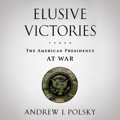 Elusive Victories audiobook cover art