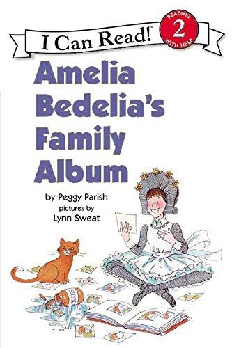 Amelia Bedelia's Family Album (I Can Read Level 2)の詳細を見る