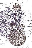 Guitar Tab: Blank Tab Notebook