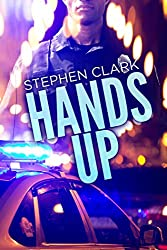 Photo of the book cover of Hands Up by Stephen Clark