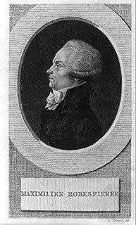 Photo: Maximilian Robespierre,Maximilien François Marie Isidore de Robespierre,c1790
