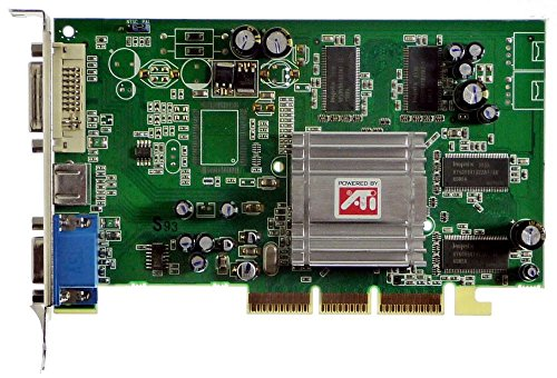 Price comparison product image ATI AGP Graphics Radeon 9200 SE 64MB DDR VGA+TV-out 12365