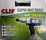 """Automaze Clif Electric Impact Wrench for Car Workshop 1/2"""""""
