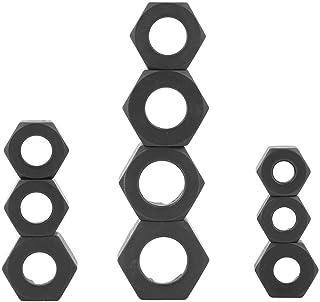 مزيل الترباس ، 10 قطعة من مجموعة أدوات إزالة الترباس المكسورة من الفولاذ المقاوم للصدأ لمسامير الصواميل التالفة