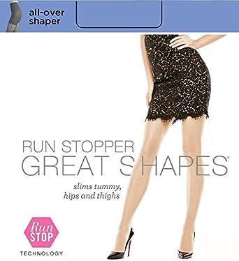 No Nonsense Womens Great Shapes Run Stop Sheer