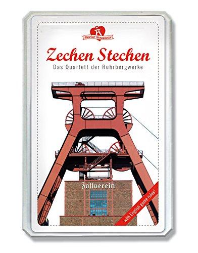 ZECHEN STECHEN - Das Quartett der Ruhrbergwerke