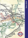 London Underground Desk Diary 2019 - Transport for London