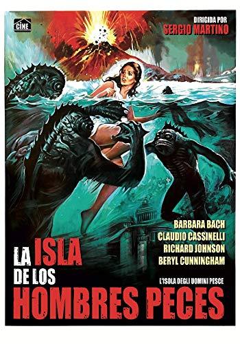 La Isla De Los Hombres Peces [DVD]