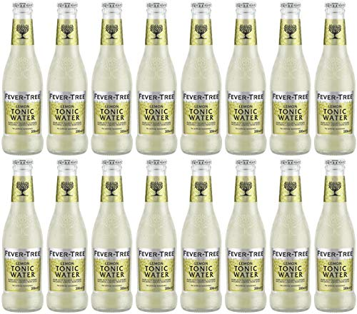 Fever-Tree Bitter Lemon, 16 x 200 ml