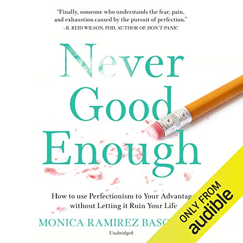 Never Good Enough cover art