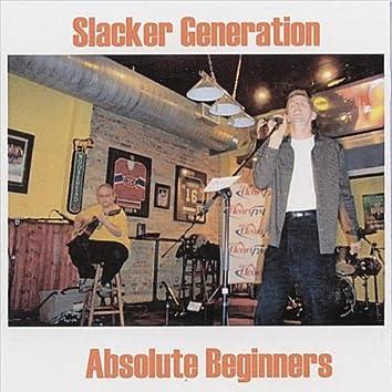 SLACKER GENERATION - SINGLE