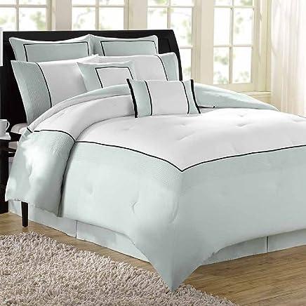 Soho New York Home Hotel 8-Piece Comforter Set,  King