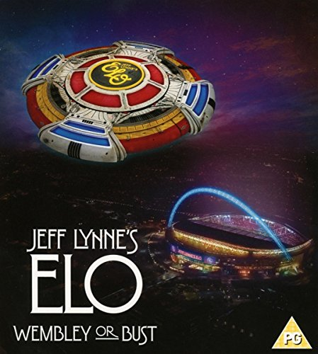 Jeff Lynne'S Elo - Wembley Or Bust [2 CD + 1 BR]