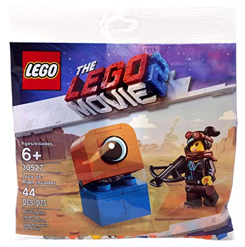 The Movie 2 Lego Lucy Vs Alien Invader Polybag Set 30527