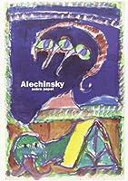 Pierre Alechinsky, Sobre papel