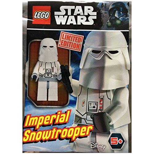 LEGO Star Wars IMPERIAL SNOWTROOPER bolsa de papel de aluminio 911726 (bolsa)