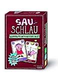 puls entertainment 88888 SauSchlau-Das saulustige Kartenspiel vom OLCHIS-Zeichner Erhard Dietl,...